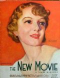 Helen Hayes on the cover of New Movie (United States) - July 1932