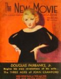 Constance Bennett on the cover of New Movie (United States) - February 1933