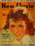 Janet Gaynor on the cover of New Movie (United States) - August 1933