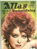 Allas Veckotidning Magazine [Sweden] (October 1934)