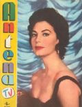 Ava Gardner on the cover of Antena (Argentina) - June 1959