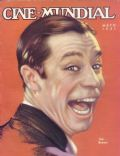 Joe E. Brown on the cover of Cine Mundial (United States) - May 1931