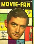 Gregory Peck on the cover of Movie Fan (United States) - February 1948