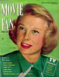 June Allyson on the cover of Movie Fan (United States) - September 1951