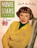 June Allyson on the cover of Movie Stars (United States) - May 1950