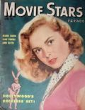 Janet Leigh on the cover of Movie Stars (United States) - April 1952