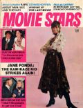 Dustin Hoffman, Jane Fonda, Robert Redford, Robert Redford and Jane Fonda on the cover of Movie Stars (United States) - May 1971