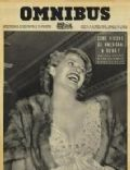 Rita Hayworth on the cover of Omnibus (Italy) - May 1951