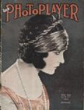 Pola Negri on the cover of The Photoplayer (Australia) - November 1924