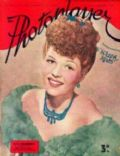 Rita Hayworth on the cover of The Photoplayer (Australia) - September 1943