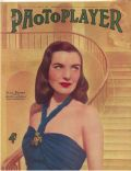 Ella Raines on the cover of The Photoplayer (Australia) - May 1948