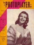 Rita Hayworth on the cover of The Photoplayer (Australia) - September 1957