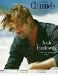 Josh Holloway on the cover of Channels (United States) - November 2004