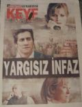 Jake Gyllenhaal, Reese Witherspoon, Reese Witherspoon and Jake Gyllenhaal on the cover of Keyf (Turkey) - October 2008