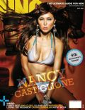 Nancy Castiglione on the cover of Uno (Philippines) - May 2007
