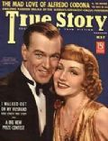 Gary Cooper on the cover of True Story (United States) - May 1938