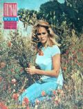 Ursula Andress on the cover of Filmski Svet (Yugoslavia Serbia and Montenegro) - December 1967