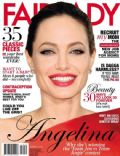 Angelina Jolie on the cover of Fairlady (South Africa) - July 2014