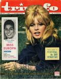 Brigitte Bardot on the cover of Triunfo (Italy) - June 1962