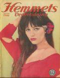 Hemmets Veckotidning Magazine [Sweden] (August 1961)