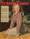 Alice Faye on the cover of Screen Guide (United States) - March 1940