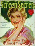 Laura La Plante on the cover of Screen Secrets (United States) - July 1928
