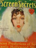 Marie Prevost on the cover of Screen Secrets (United States) - December 1928