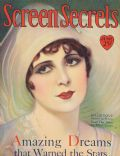 Billie Dove on the cover of Screen Secrets (United States) - June 1929