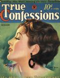Billie Dove on the cover of True Confessions (United States) - December 1932