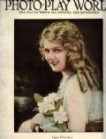 Mary Pickford on the cover of Photo Play World (United States) - May 1919