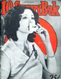 Raquel Torres on the cover of 10 Story Book (United States) - November 1929