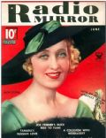 Ruth Etting on the cover of Radio Mirror (United States) - June 1934
