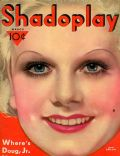 Jean Harlow on the cover of Shadoplay Magazine (United States) - March 1933