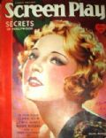Dorothy Mackaill on the cover of Screen Play Secrets (United States) - March 1931