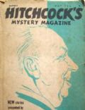 Alfred Hitchcock on the cover of Alfred Hitchcocks Mystery Magazine (United States) - May 1968