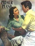 Gregory Peck on the cover of Primer Plano (Spain) - 1947