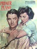 Gregory Peck on the cover of Primer Plano (Spain) - November 1952
