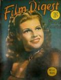 Rita Hayworth on the cover of Film Digest (Australia) - November 1948