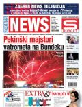 Zagreb News Magazine [Croatia] (9 June 2010)