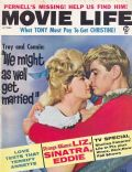 Connie Stevens, Troy Donahue on the cover of Movie Life (United States) - October 1962