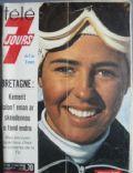Télé 7 Jours Magazine [France] (2 March 1974)