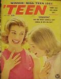 on the cover of Teen (United States) - July 1961