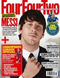 Lionel Messi on the cover of Four Four Two (United Kingdom) - October 2011