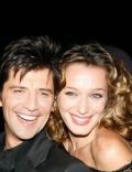 Katia Zygouli and Sakis Rouvas