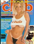 on the cover of Club (United States) - November 1998