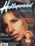 Barbra Streisand on the cover of Hollywood (United States) - March 1992