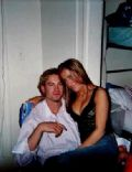 Bronson Arroyo and Eliza Kiersh
