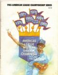 1985 American League Championship Series