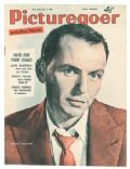 Frank Sinatra on the cover of Picturegoer (United Kingdom) - April 1959
