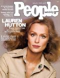 Lauren Hutton on the cover of People (United States) - May 1975